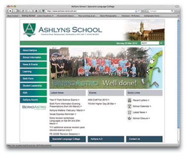 Ashlyns School